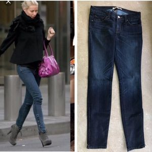 J Brand Ankle Zip The Deal Skinny Jeans